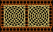 WHEELS with tile frames